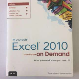 Microsoft Excel 2010 by Que
