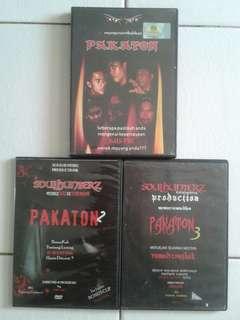 MALAY GHOST ADVENTURE PAKATON( SOULHUNTERS) DVD