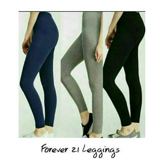Forever 21 Leggings (on hand)
