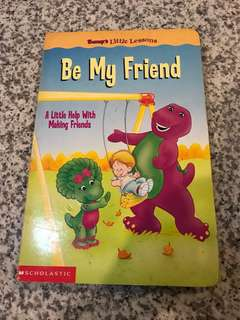 Be My Friend (Barney and friends)