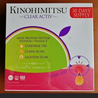 Kinohimitsu Clear Activ