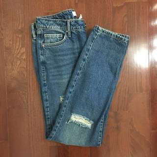 Boyfriend vintage looking jeans NEW
