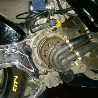 Gilera ST200 waterpump