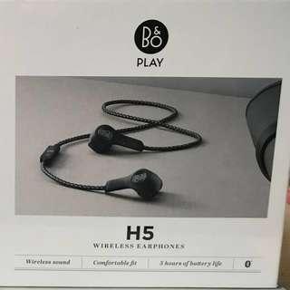 B&O PLAY H5 - unopen
