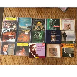 Classical music original CD