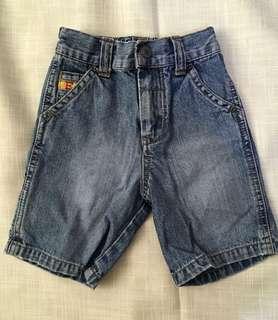 Charity Sale! Authentic Esprit Baby Denim Shorts Size 12 Months