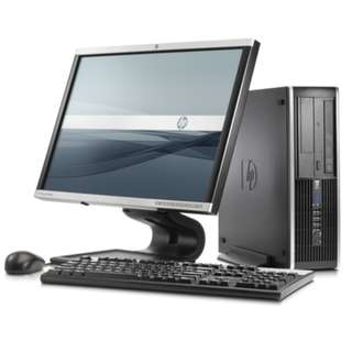 FREE 20 inch Monitor with purchase of HP 8200