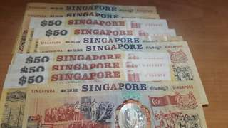 Singapore first polymer note since 1990