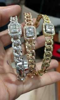 HONGKONG DIAMONDS BANGLES