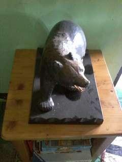 Bear Decor black