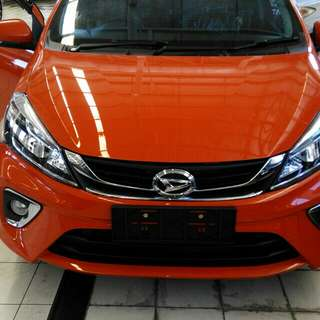 Diskon 5jt kredit oto 5th All new sirion