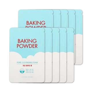 ETUDE HOUSE Baking Powder Pore Cleansing Foam 4ml