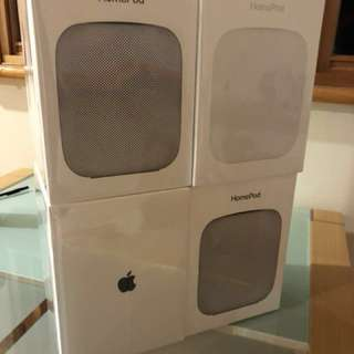 HomePod [Stock in Singapore now]