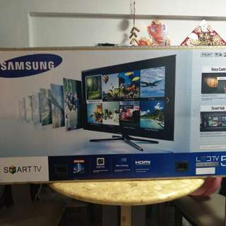 Samsung 55 Inch Smart Led Tv