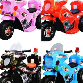 Rechargeable Motorbike (Kids)