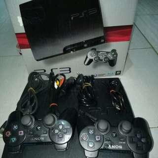 PS 3 Slim (120GB)