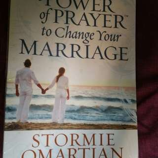 Christian Books prayer can change yr marriage