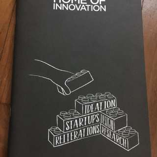 Singapore University of Technology and Design Notebook