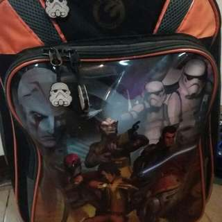 Star wars stroller bag