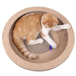 貓抓碗型貓窩