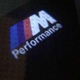 BMW LED Car Door Courtesy Laser Projector Logo Welcome Light