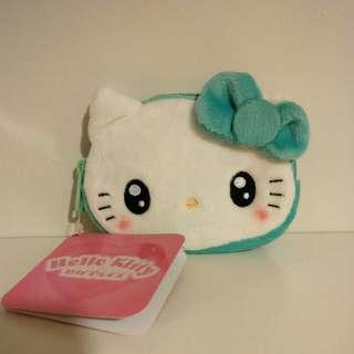 包平郵 全新景品Hello Kitty 吊飾散紙包 key chain japan