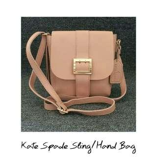 Kate Spade Sling Bag (new - on hand)