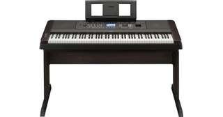 Piano Yamaha DGX-660B