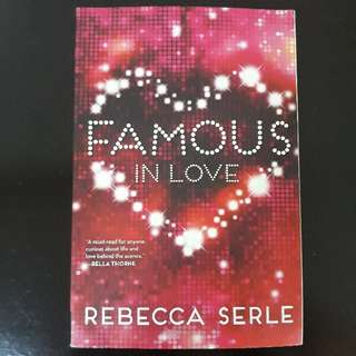 Famous in Love -by Rebecca Serle
