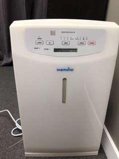 Diamond 空氣清淨器