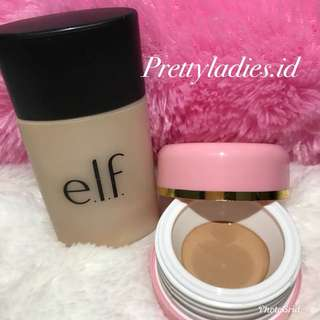 E.L.F ELF Acne Fighting Foundation (Share in jar)