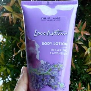 Handbody Oriflame  Lavender Promo!!!