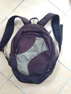 Tas reebok ori seleting macet