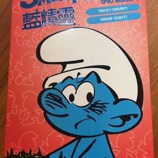 藍精靈(Tricky Smurfy) DVD
