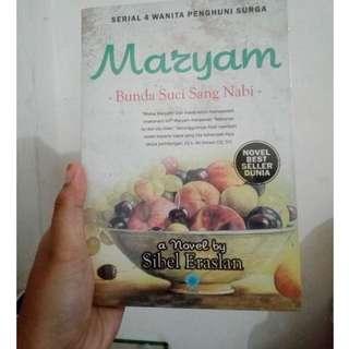 G05 Buku 'Maryam'