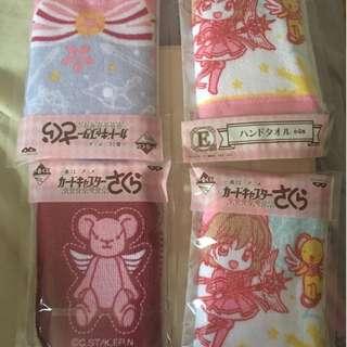 Sakura Clear Card Kuji - Prize E