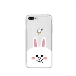 [包郵]Line Friends IPhone Case Cony 可妮兔手機殻套
