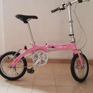 Dahon Dove folding bike
