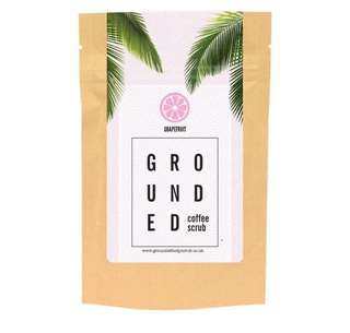 INSTOCK: SKIN BRIGHTENING GRAPEFRUIT COFFEE SCRUB