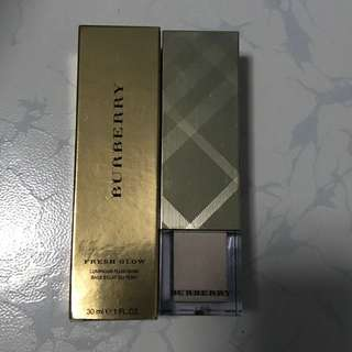 Burberry Fresh Glow Fluid 30ml