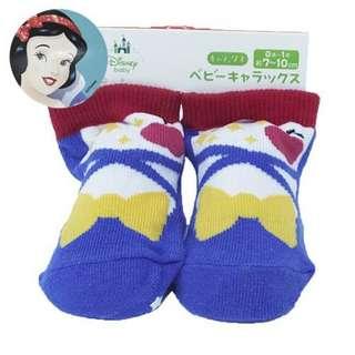 白雪公主初生bb襪