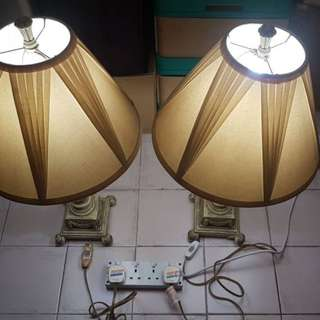 Ornamental Bedsids Lamps