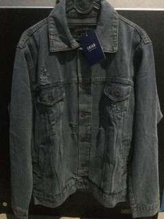 JAKET DENIM ERIGO LYOD TRUCKER JACKET