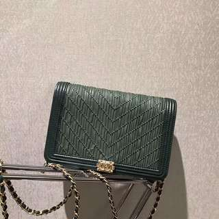 Chanel 最新woc发财包