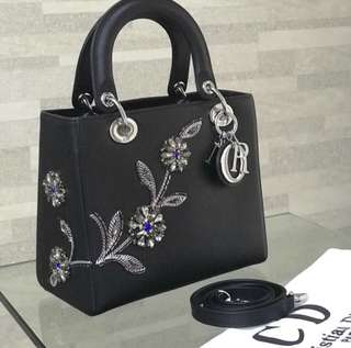 lady dior limited edition mirror replica bag