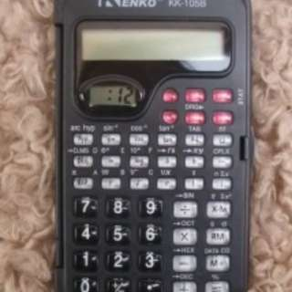 Clamshell Multifunction Electronic Scientific Calculator