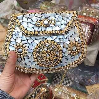 Marble Delhi Bag