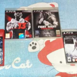 Ps3 games for sale!!
