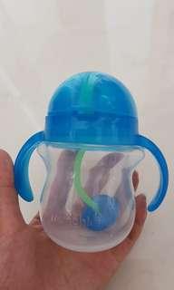 Munchkin straw trainer bottle