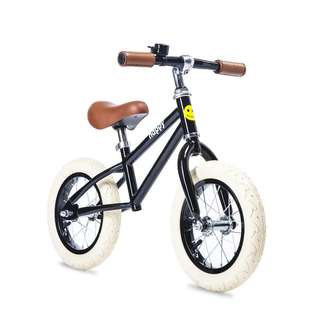 BNIB Happy Bikes Balance Bike - Harper (Black)